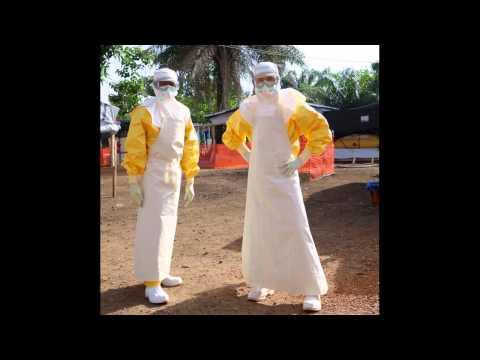 Ebola virus hits The Whitehouse