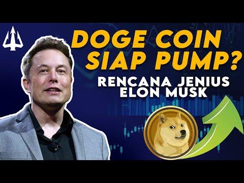 DOGE COIN PUMP ? SIAP - SIAP | Rencana Jenius Elon Musk Pump Doge