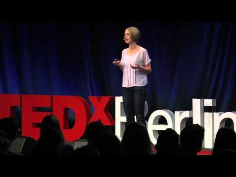 Embedding the fight against AIDS into our daily digital life | Carolin Silbernagl | TEDxBerlin