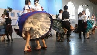 Repeat youtube video Zselic Hajadonna, Szenna - Papucsok és kalapok