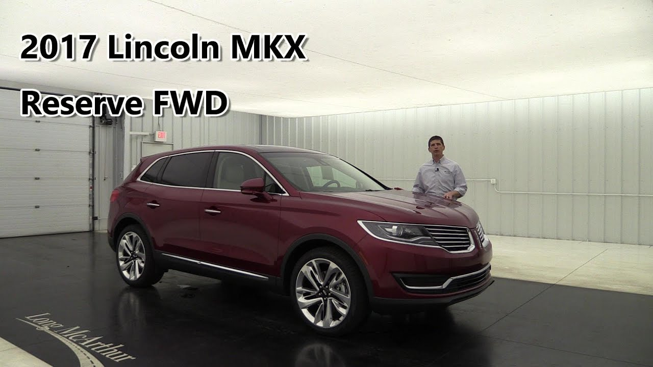 Research 2017                   Lincoln MKX pictures, prices and reviews
