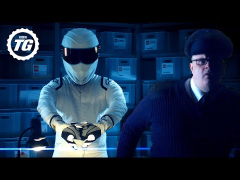 Spotted! The Stig Evading Security At LEGO House | Top Gear