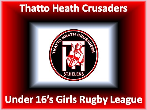 THC Girls 16s vs. Featherstone Lionesses 16s - 22nd September 2018