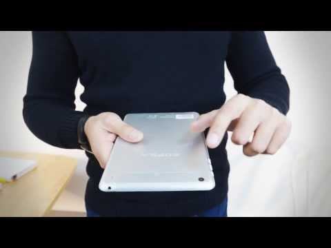 "Обзор планшета SUPRA M845G.  Планшет в алюминиевом корпусе с 3G в формате ""мини""."