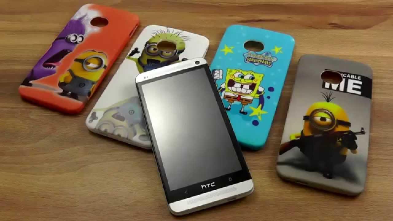 Чехол для HTC One mini 2 - YouTube