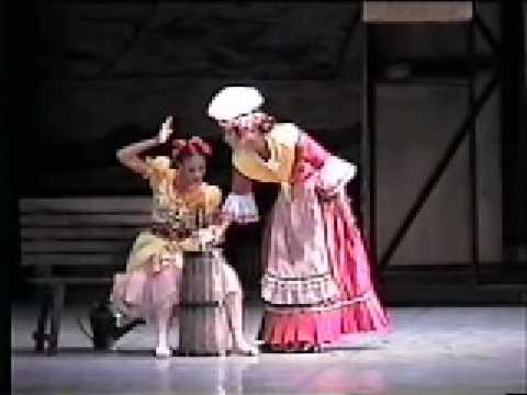 Anette Delgado - Ballet Nacional De Cuba - La Fille Mal Gardee - 2