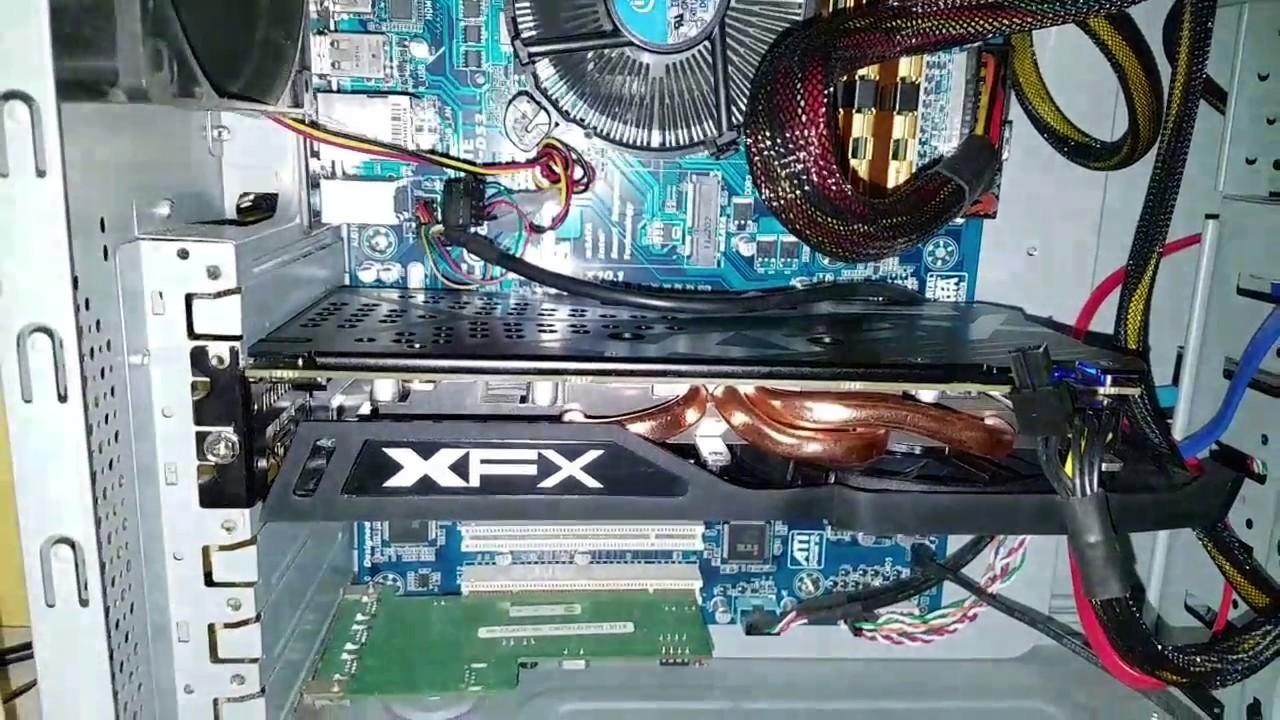 Rx 580 No Display