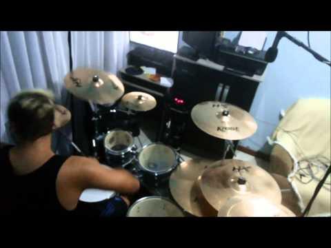I Saw you Saying (That You Say That You Saw) - Raimundos (Drum Cover) Full HD