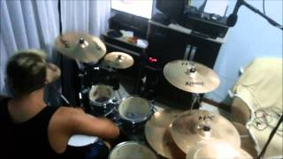 I Saw you Saying (That You Say That You Saw) - Raimundos (Drum Cover) Full HD