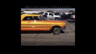 1963 Impala 409 motor summer madness