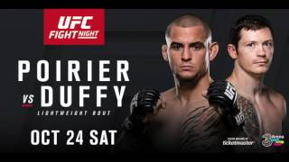 Dustin Poirier Talks Conor Mcgregor - Joseph Duffy - Donald Cowboy Cerrone - UFC FIght Night 76