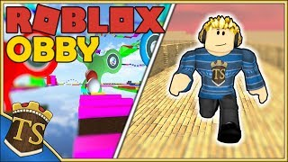 Dansk Roblox | Temple Run 2 + Mega Fun Obby - Parkour Mester Torten!