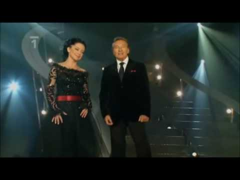 Karel gott lucie b l kr sa 2009 i believe in you - Il divo and celine dion ...