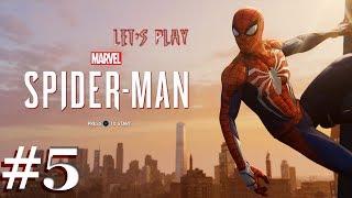 Marvel's Spider-Man [PS4] - Part 5 - Sneaking Around