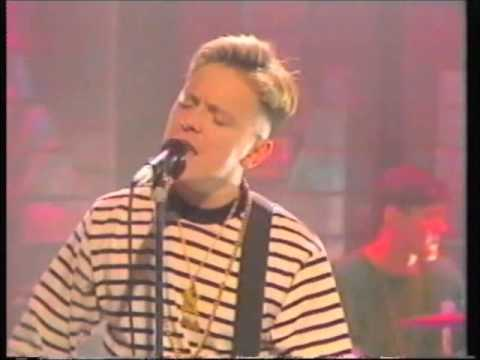 1989 New Order Round and Round TOTP