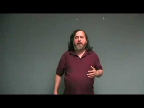 Richard Stallman ¿Que es el Software Libre?