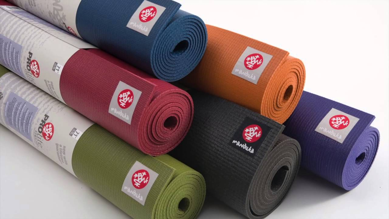 Manduka Pro Limited Edition Yoga Mat - YouTube