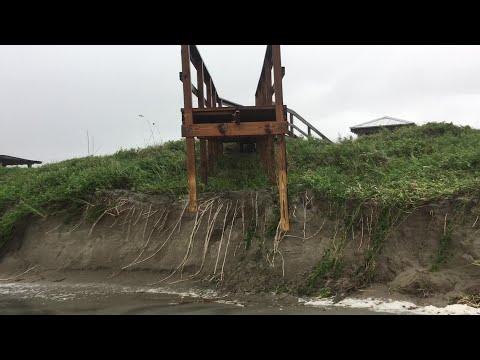 Isle of Palms erosion
