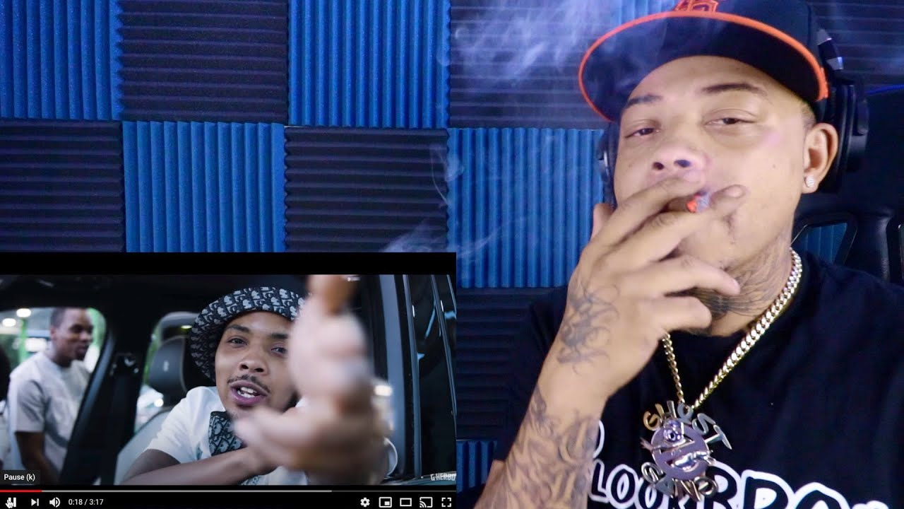 "G Herbo ""Ridin Wit It"" REACTION"