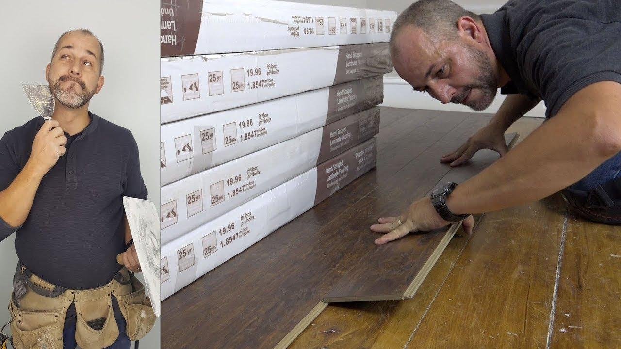 Download DIY Laminate or Vinyl Flooring A to Z