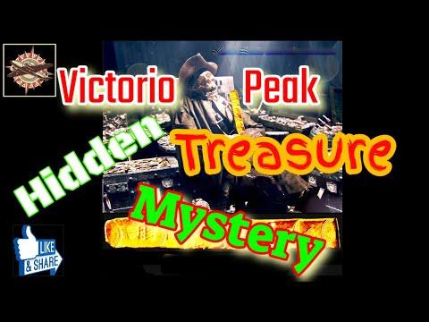 Victorio Peak - Hidden Treasure