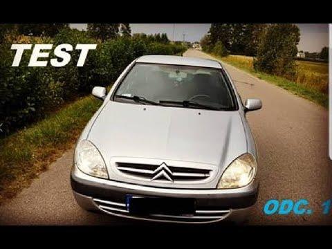 Citroen Xsara - Dobry Francuski Samochód?