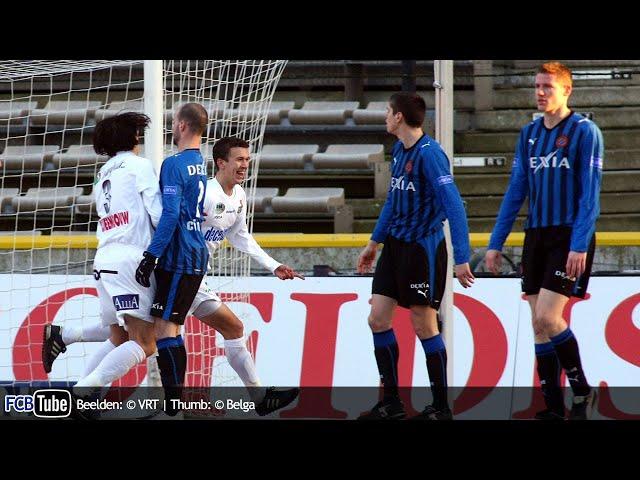 2008-2009 - Cofidis Cup - 02. 8ste Finale - Club Brugge - KSV Roeselare 0-1