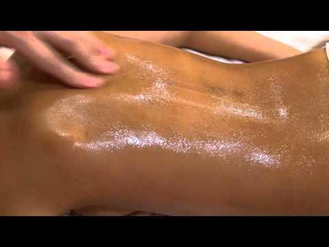 Как делать массаж лица: целебная сила - Масло для массажа
