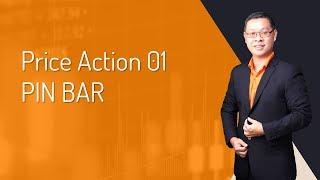 Forex สอน เทรด : 133 - Price Action 01 : Pin Bar