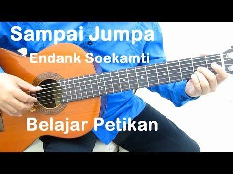 Belajar Gitar Sampai Jumpa Petikan - Endank Soekamti Sampai Jumpa