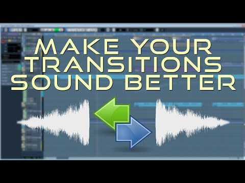 Deep House Tutorial | How To Make Transitions Sound Smooth