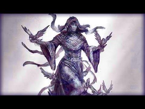 The Misunderstood Daedric Prince Nocturnal  Elder Scrolls Lore