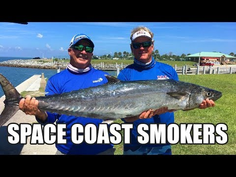 Biggest Port Canaveral Smoker Kingfish Ever (Full TV Show) Mp3