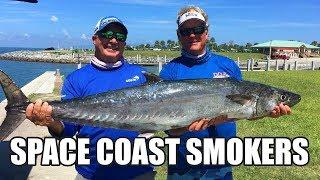 Cocoa Beach Florida Fishing Offshore For Big Smoker Kingfish