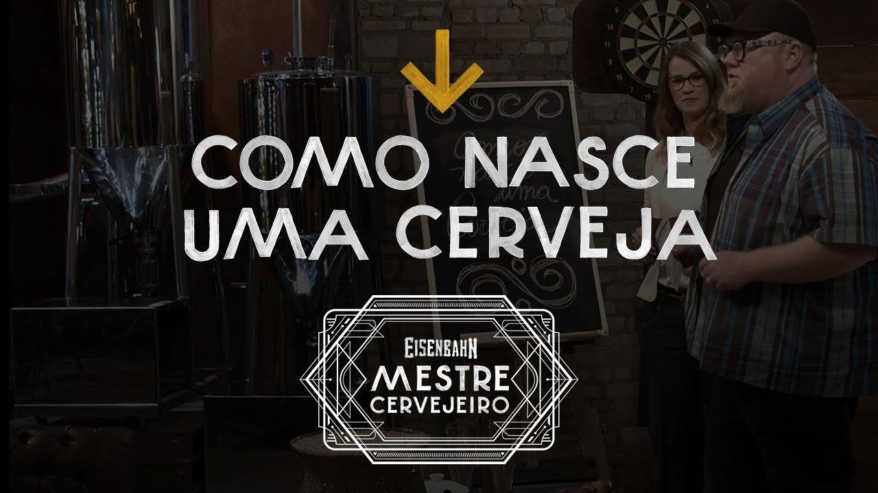 Eisenbahn Mestre Cervejeiro | MasterClass Como nasce uma Cerveja