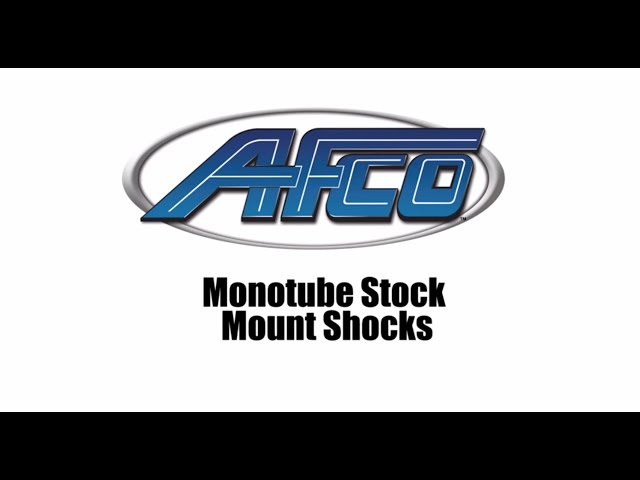 AFCO RACING PRODUCTS 1021 Steel Shock Stock Mount