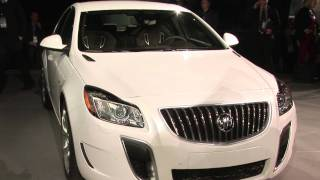 Buick Regal GS Show Car 2010 Videos