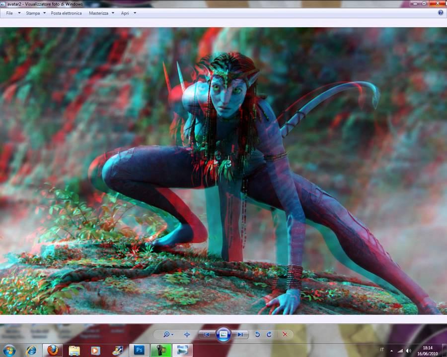 tutorial photoshop immagini 3d ita hd youtube