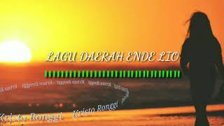 Lagu Daerah Ende Lio (Kristo Ronggi)