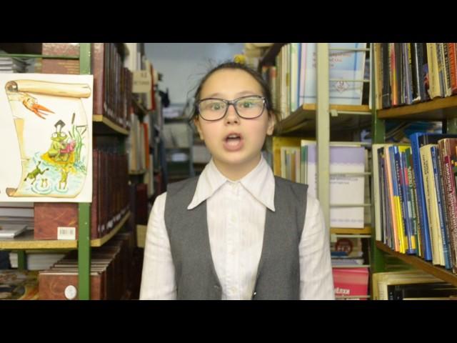 Изображение предпросмотра прочтения – ЮлияЧапрасова читает отрывок изпроизведения «Крестьянские дети» Н.А.Некрасова