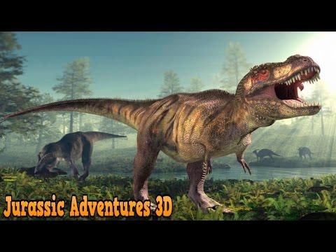 #Jurassic Adventures 3D #Tyrannosaurus - Rex Simulation(#T-Rex)- iTunes/Android