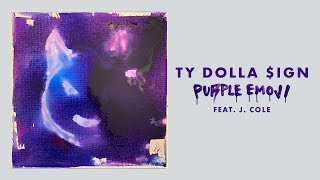 Ty Dolla $ign - Purple Emoji feat. J. Cole [ Audio]