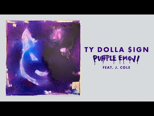 Ty Dolla $ign - Purple Emoji feat. J. Cole [Official Audio]