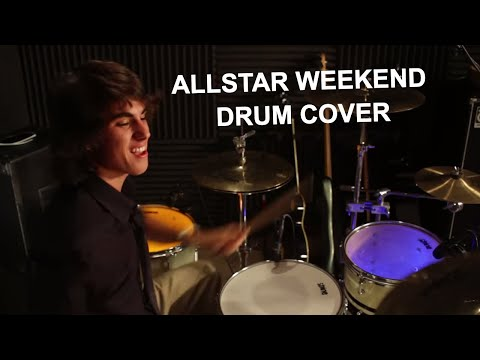 Ricky - ALLSTAR WEEKEND - Dance Forever (Drum Cover)
