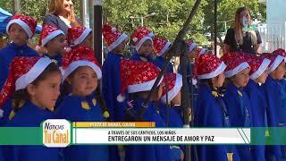 Coros Navideños y Orquesta Juvenil, Colina.