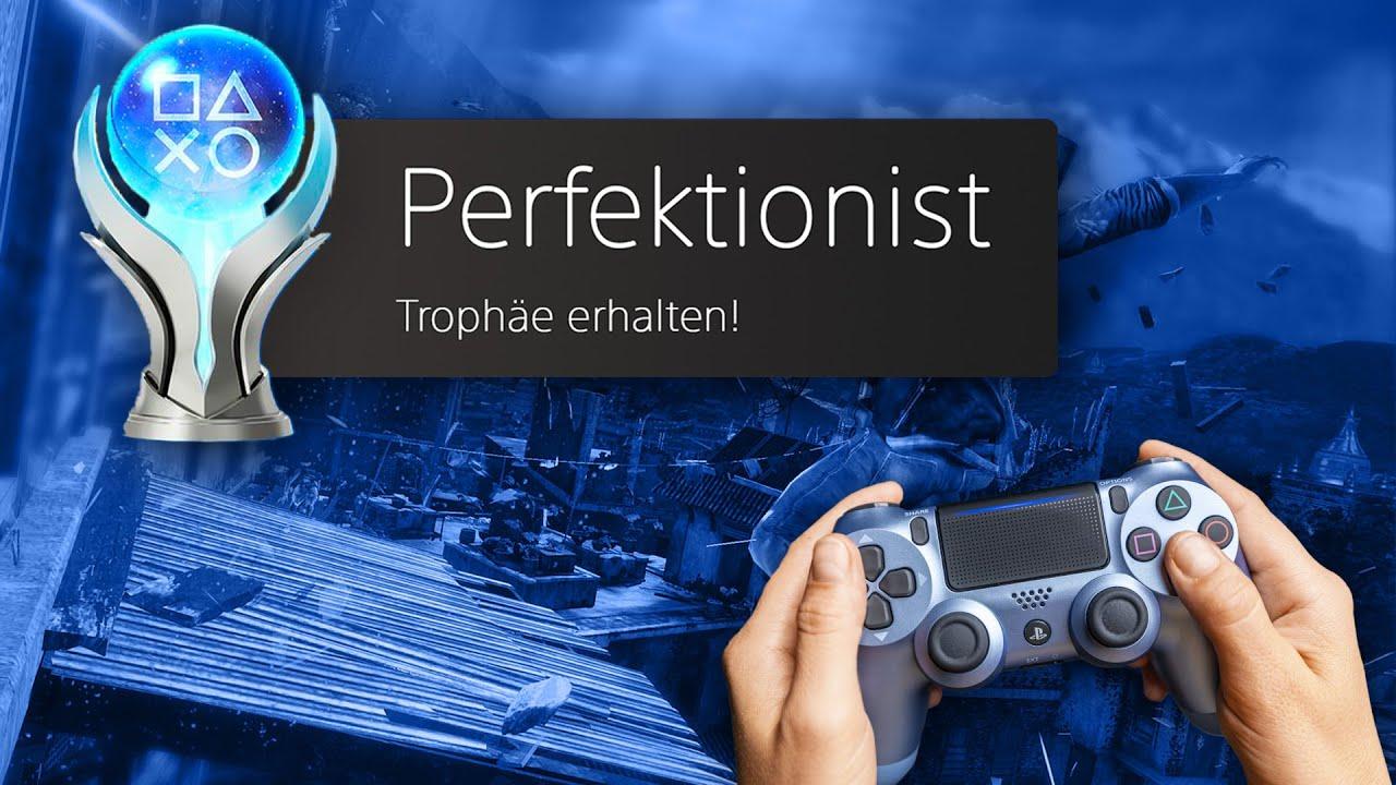 Warum sind Gamer Perfektionisten?