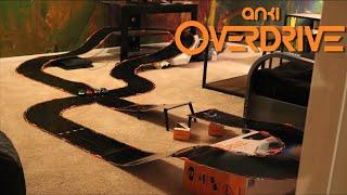 ANKI OVERDRIVE -- ROBOT BATTLE RACING! (Sponsored) thumbnail