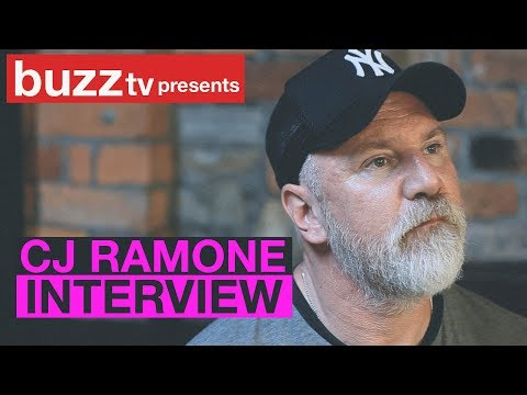 CJ Ramone: Punk for Life Interview