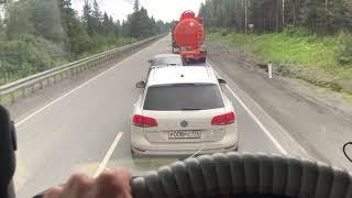 Зависли на Урале, многокилометровые пробки, искупались в горной реке!