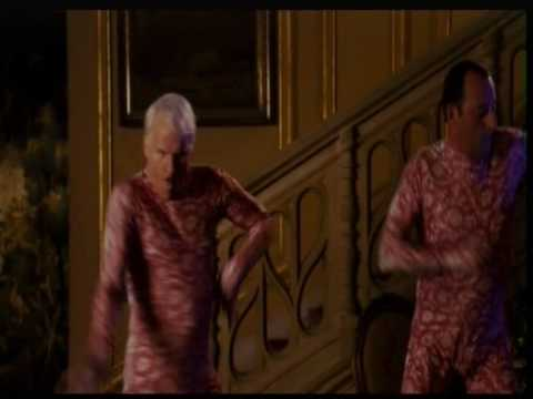 La Pantera Rosa.El Graciosísimo Baile